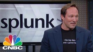 SPLK Splunk CEO: Conquering Big Data | Mad Money | CNBC