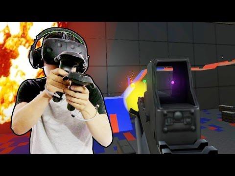 VR FPS Arena - Battle Dome