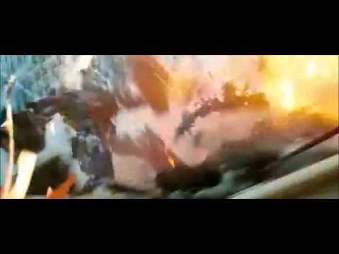 Skrillex Scary Monster & Nice Sprites (remix ) Transformers video