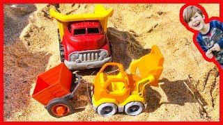 Construction Truck Videos for Children | Fronty