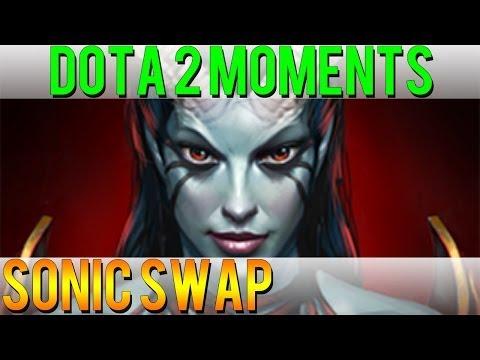Dota 2 Moments - Scream of Swap