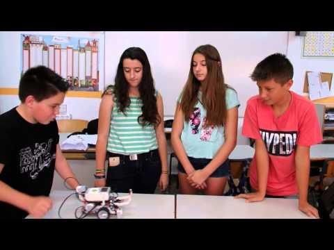 Robótica 1ºeso - Robot Educador 1