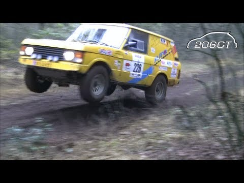 4X4 Mini DAKAR Hardenberg 2012 [HD]