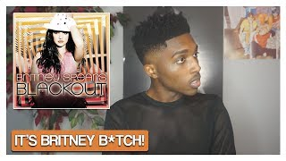 Download Lagu Britney Spears - Blackout Album (REACTION) *ICONIC QUEEN* | Jayden Alexander Gratis STAFABAND