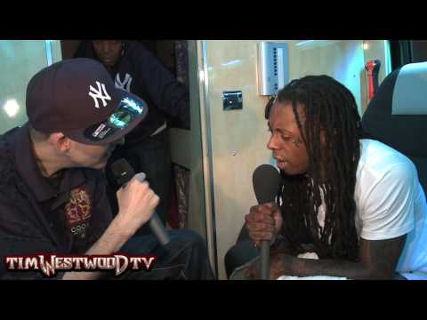 Westwood - part 4 *EXCLUSIVE* Lil Wayne backstage in London Video