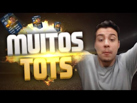 MUITOS TOTS !!!!! - Pack Opening - FIFA 15 UT #04 [Highlights Live]