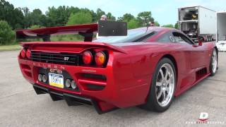 Saleen S7 Twin Turbo Competition // Sound!