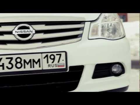 Тест-драйв Nissan Almera