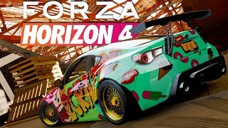FORZA HORIZON 4 Part 76 - JP Performance GT 86!! | Lets Play