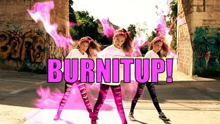 Download Lagu Missy Elliot & Janet Jackson - BURN IT UP || Choreography:Shaked David Gratis STAFABAND