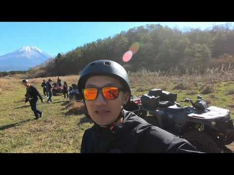 ขับ ATV เที่ยวชมภูเขาไฟฟูจิฝั่งด้านหลัง