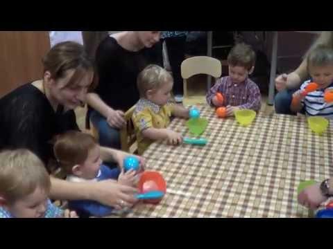 Игры для детей 2-3 года Умные игрушки Развивающие занятия www.kapetoshka.ru