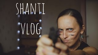 Shanti Vlog || плагиат на стоках, YouTube Creator Day, мой канал