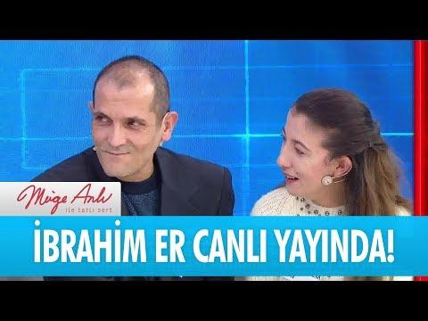 İbrahim Er canlı yayında! - Müge Anlı İle Tatlı Sert  24 Kasım 2017