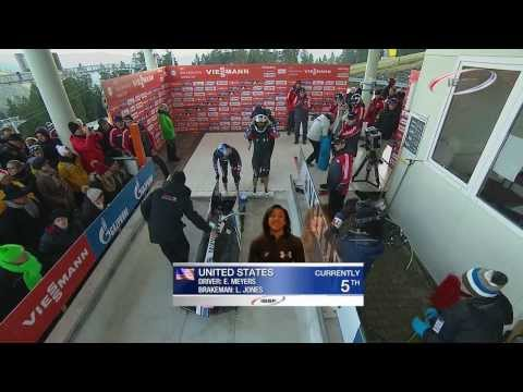 FIBT | Women's Bobsleigh World Cup 2013/2014 - Winterberg Highlights