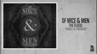 Watch Of Mice & Men Product Of A Murderer video