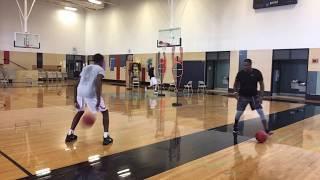 Basketball Addict Training with Dwayne Bryant