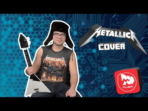 3D Балалайка -The Unforgiven II (Metallica cover)