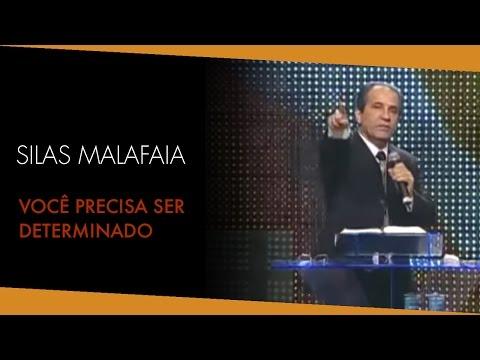 Pastor Silas Malafaia   Você Precisa Ser Determinado   Pregação Evangélica Completa video