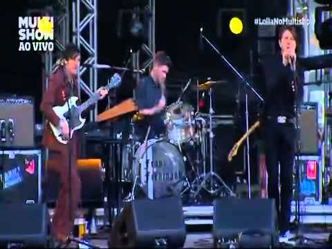 Franz Ferdinand - No You Girls - Lollapalooza 2013