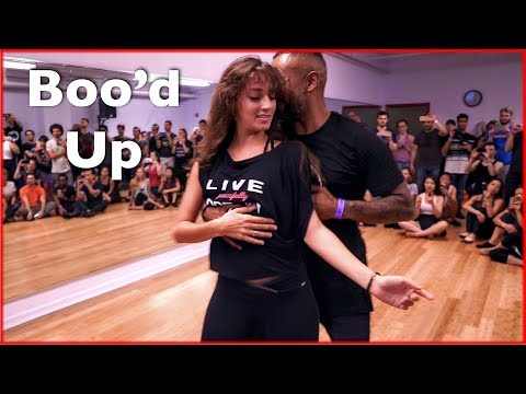 Ella Mai - Boo'd Up Dance | Brazilian Zouk | Alex de Carvalho & Mathilde dos Santos | NYC Zouk