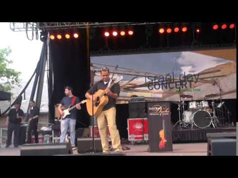 מתי שריקי - בסנטרל פארק ניו יורק 2015 (LIVE)