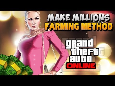 Gta 5 Online - How To Make Money Fast   Easy ! New Insane Money Guide (gta 5 How To Make Money) video