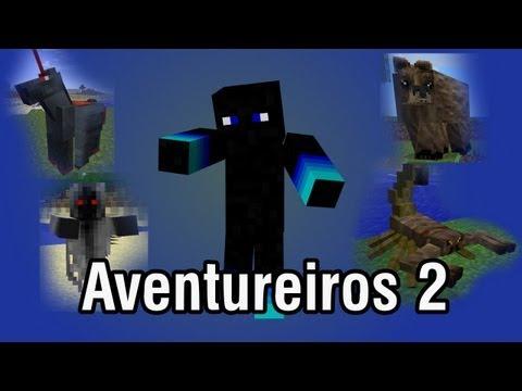 Minecraft: Jarvas E Os Aventureiros 2 Ep#4