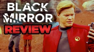 BLACK MIRROR Season 4 REVIEW - Episodes Ranked & Easter Eggs