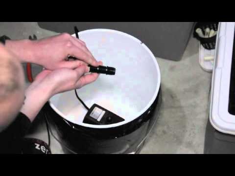 Hydroponics Growing System  How To Build A Diy Aeroponics Growing System Using A 5 Gallon Bucket