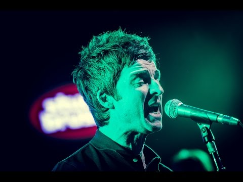 Noel Gallaghers High Flying Birds - Riverman Live