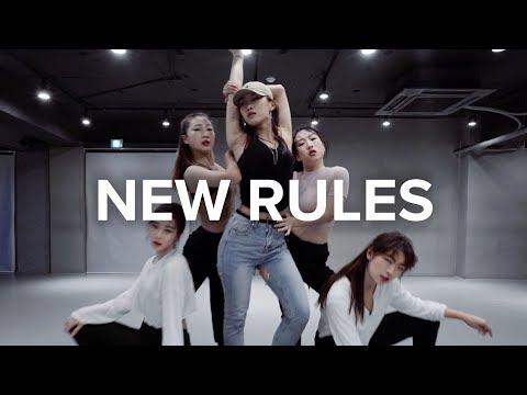 Download Lagu New Rules - Dua Lipa / Jin Lee Choreography MP3 Free