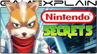 Nintendo Secrets in Star Fox Zero: The Battle Begins anime (Easter Eggs)