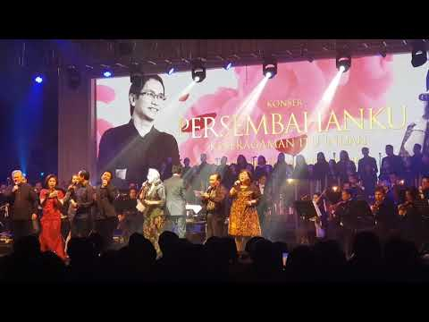Download That's What Friends Are For - Indah Kurnia & Addie MS feat. Twilite Orchestra & Glorify Ensemble Mp4 baru