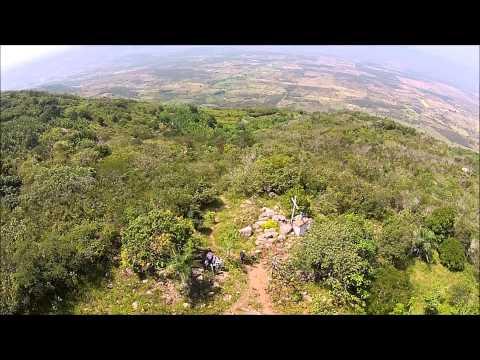 Aguas Belas-PE - Serra Comunaty - Vista da Palmeira