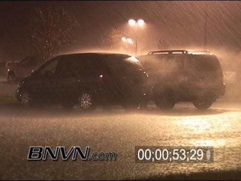 12/15/2005 Osprey FL Overnight Rain Video