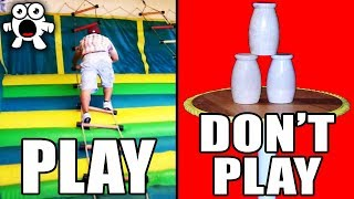 Top 10 Tricks Carnivals Don