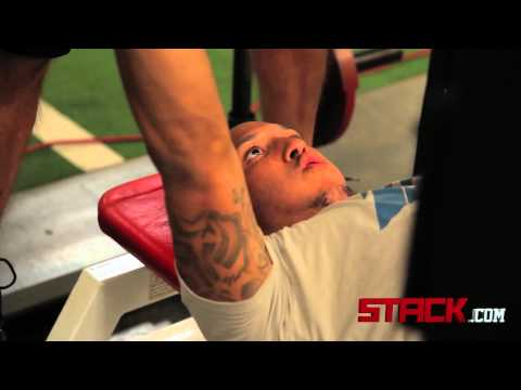 Velocity NFL Combine Training: Preparing for the 225-Bench Press Test Image 1