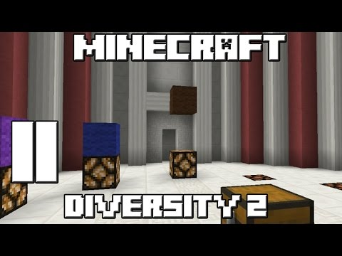 Minecraft Mapa Diversity 2! Capitulo 11! video