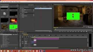 Adobe Premiere: Greenbox, Greenscreen Key Tutorial http://www.kurgucu.org