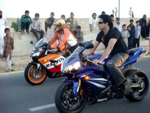 Karachi track r1  2007 mazhershah