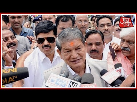 Uttarakhand Assembly Floor Test Ends, Harish Rawat Claims Victory