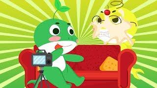 Baby Shark Cartoon #9   Best Animation Movies Funny Videos