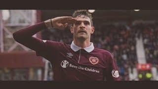 Kyle Lafferty - Hearts | Goals 2018