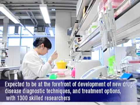 AMC Int'l News - Asan institute for life sciences bio cluster officially launched