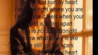 Watch Tracy Lawrence I Know That Hurt By Heart video