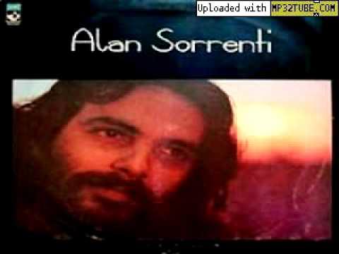 Alan Sorrenti – Incrociando Il Sole [LP Alan Sorrenti] 1974