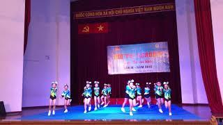 Aerobic Đất Nam - hội thi aerobic mầm non mẫu giáo quận Tân Phú 2019 - bay lên những giấc mơ