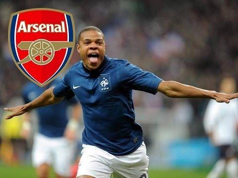 Loïc Rémy Welcome to Arsenal FC 2014 HD