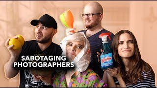 ridiculous props photography challenge